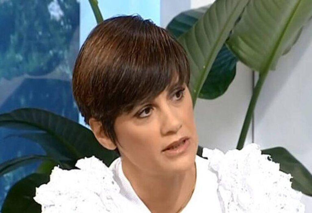 Έξαλλη η Άννα Μαρία Παπαχαραλάμπους με τα όσα ισχυρίζεται ο Π. Φιλιππίδης