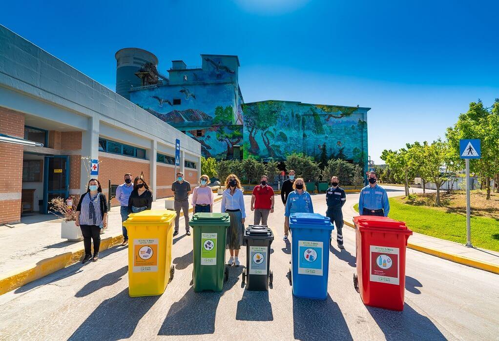 ΤΙΤΑΝ: Ξεκίνησε το πρόγραμμα «Nothing to Waste»
