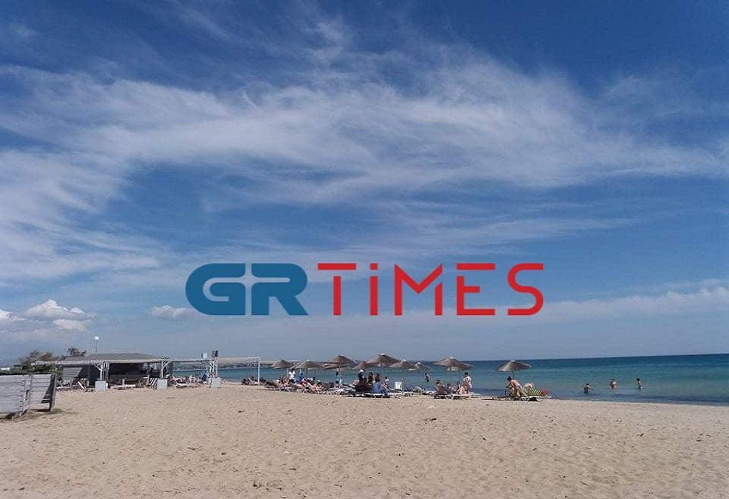 Σε ποιες παραλίες της Θεσσαλονίκης επιτρέπεται η κολύμβηση