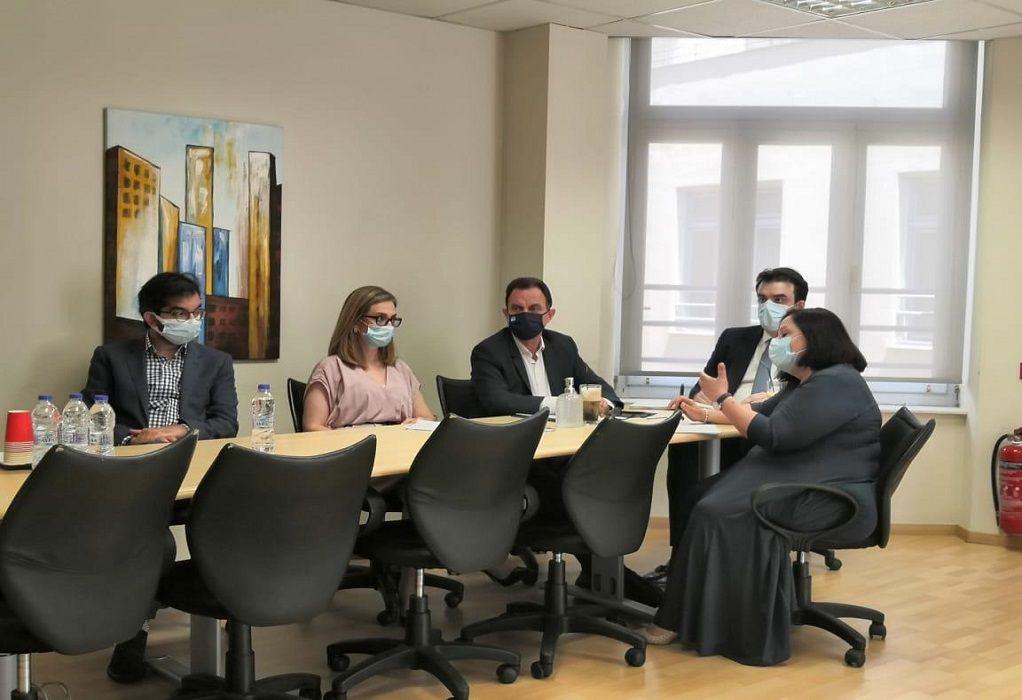 Πιερρακάκης στην ΗΔΙΚΑ: Επόμενο μεγάλο στοίχημα ο Ηλεκτρονικός Φάκελος Υγείας