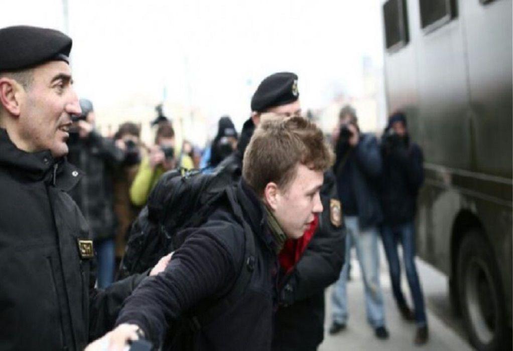 Λευκορωσία: Εκδίκηση και… προειδοποίηση «βλέπει» ο πατέρας του Προτάσεβιτς