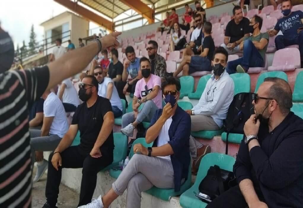 Στο Αθλητικό Κέντρο Κοζάνης ο Σάκης Ρουβάς