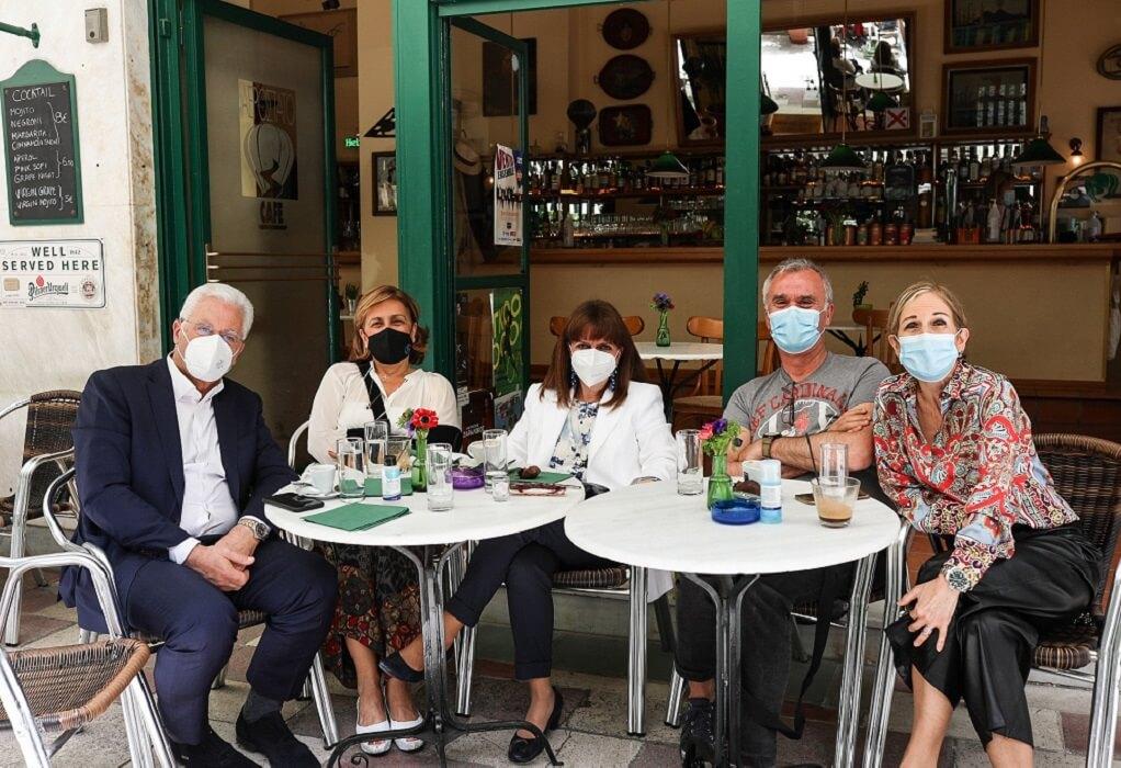 Σακελλαροπούλου: Ξαναζούμε μικρές χαρές της καθημερινότητας