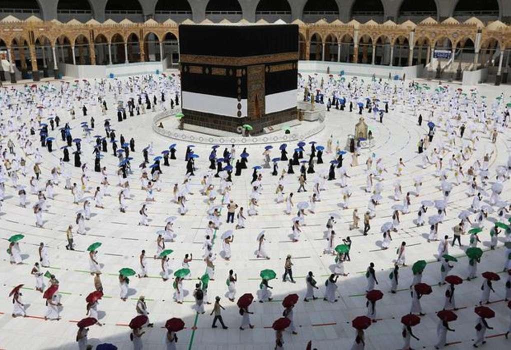Σ. Αραβία: Υπό ειδικές συνθήκες το ιερό προσκύνημα των μουσουλμάνων στη Μέκκα