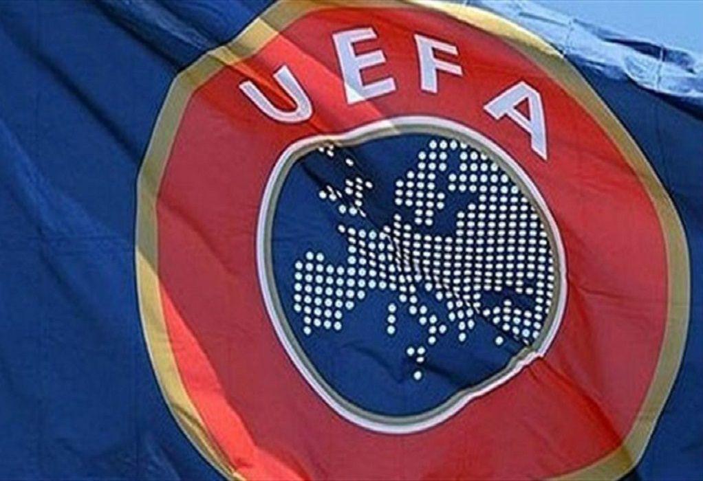 UEFA: Ανέβηκε στην 18η θέση η Ελλάδα