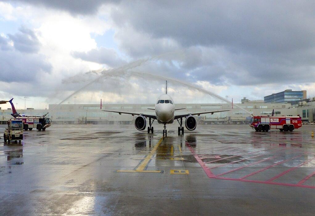 Ξεκίνησαν οι πτήσεις της SKY express από και προς Βρυξέλλες