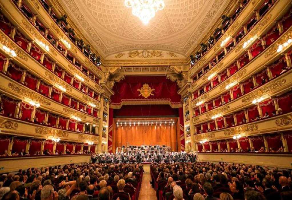"""Ιταλία: Ξανανοίγει απόψε η """"Σκάλα του Μιλάνου"""""""