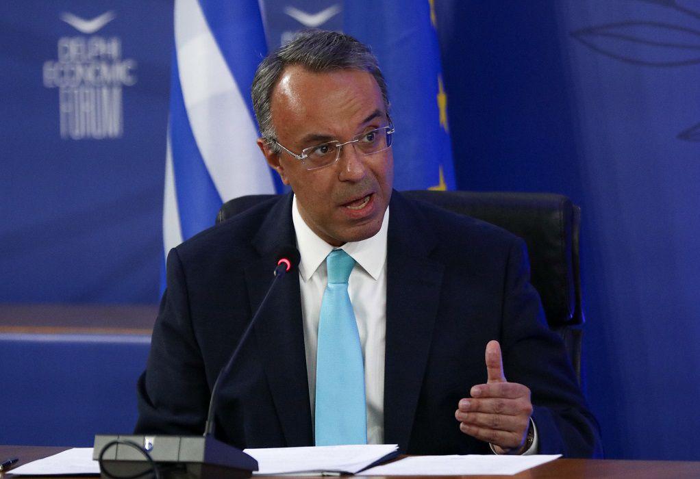 Σταϊκούρας: Ανοίγει η πλατφόρμα για τις φορολογικές δηλώσεις