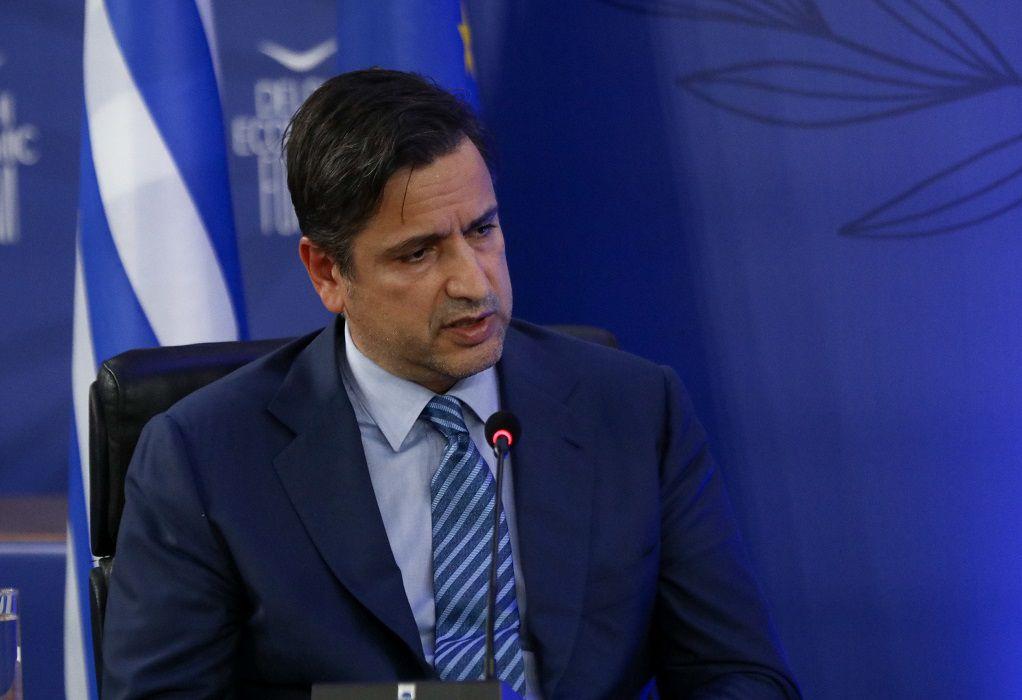 Μ. Στασινόπουλος: Η μεταποίηση προσφέρει «ασφάλεια κινδύνου» στην οικονομία