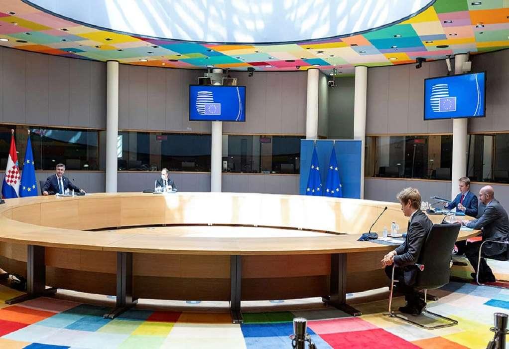 Σύνοδος Κορυφής: Αποκλεισμός εναέριου χώρου της ΕΕ σε αεροπλάνα της Λευκορωσίας