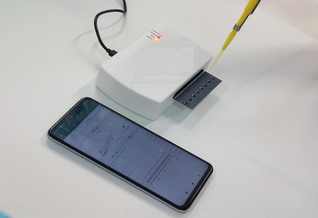 Πρωτοποριακό στιγμιαίο self-test κορωνοϊού μέσω κινητού