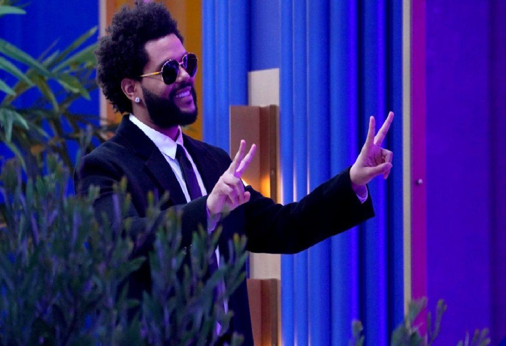 Ο Weeknd σάρωσε τα βραβεία Bilboard – Όλοι οι νικητές