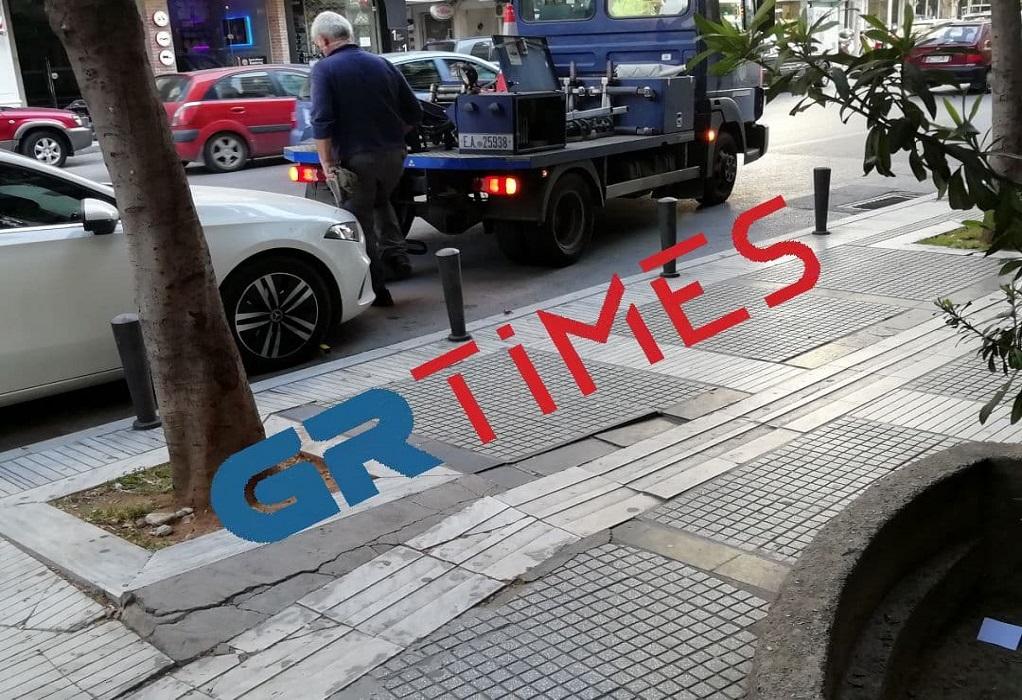 Θεσσαλονίκη: Οι… γερανοί ξανάρχονται μετά το lockdown (VIDEO-ΦΩΤΟ)