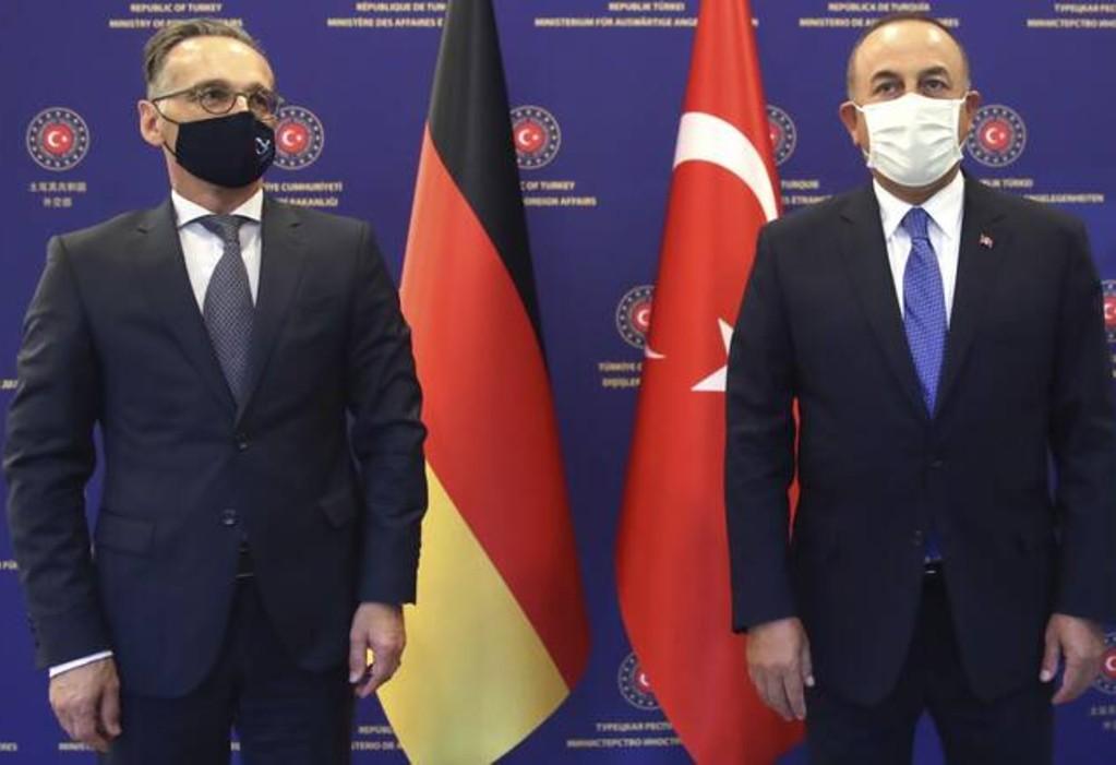 ΥΠΕΞ Γερμανίας: Βιώσιμη λύση ο διάλογος για την Ανατολική Μεσόγειο