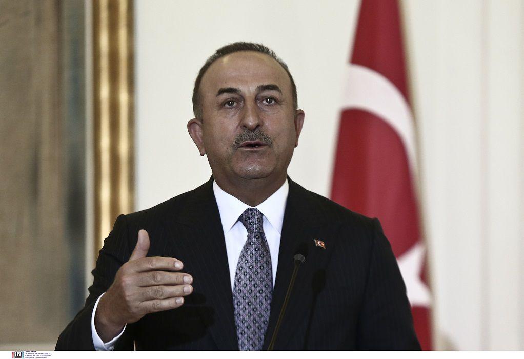 Τσαβούσογλου: Η Τουρκία δεν μπορεί να αναλάβει το βάρος ενός νέου μεταναστευτικού κύματος