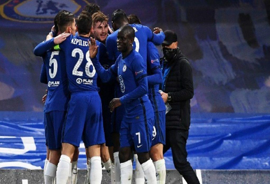 Στον τελικό του Champions League η Τσέλσι, 2-0 τη Ρεάλ