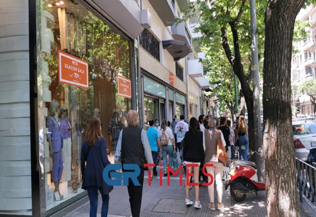 Τσιμισκή: Aνακατατάξεις στον εμπορικότερο δρόμο της Θεσσαλονίκης