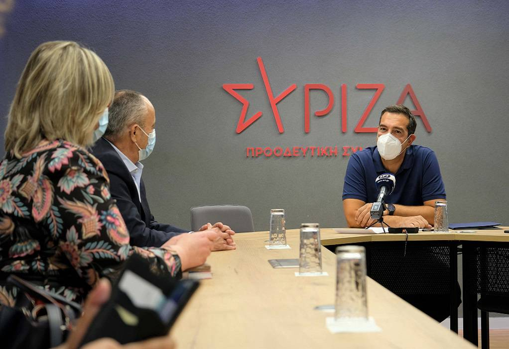 Τσίπρας: Η κυβέρνηση υποβαθμίζει συνειδητά την επιθεώρηση εργασίας