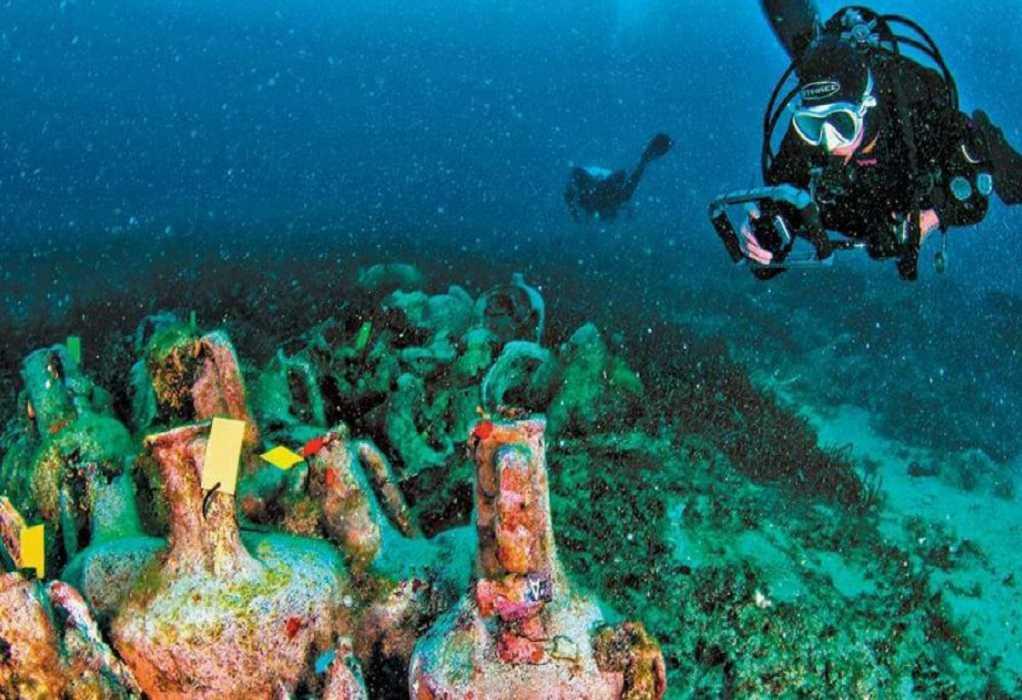 Τις υδάτινες πύλες του ανοίγει το πρώτο υποβρύχιο μουσείο της Ελλάδας