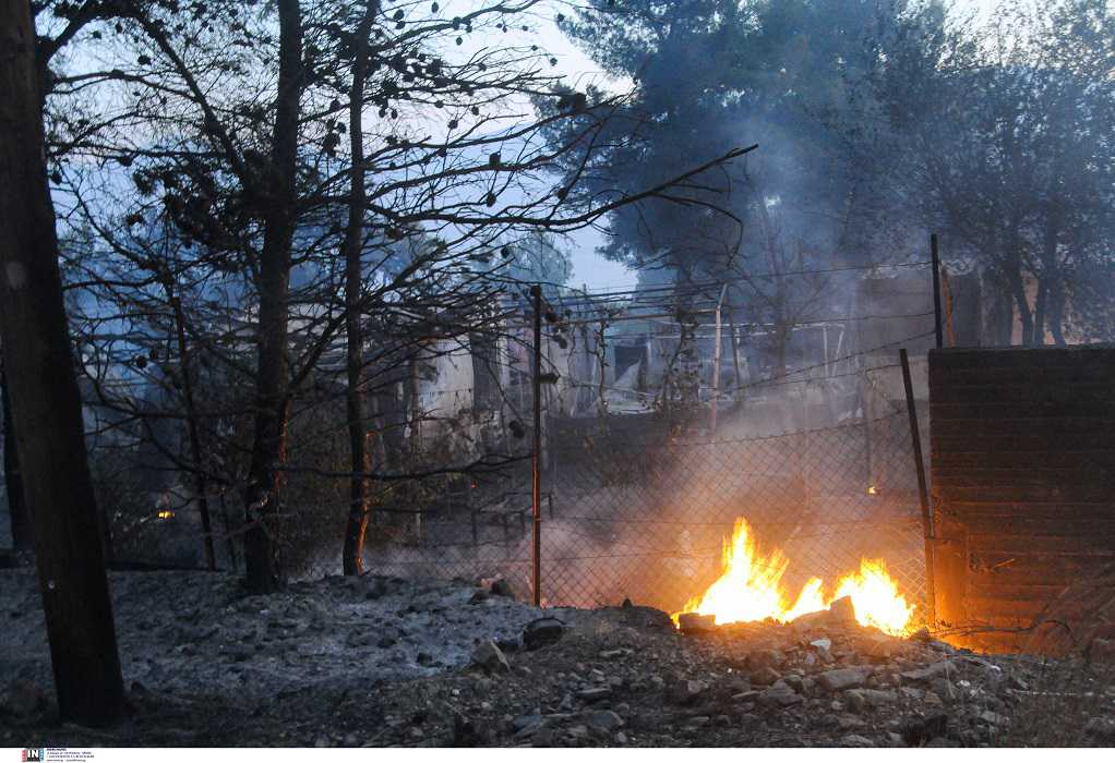 Φωτιά στον Σχινό Κορινθίας: Γιατί δεν λειτούργησε το 112