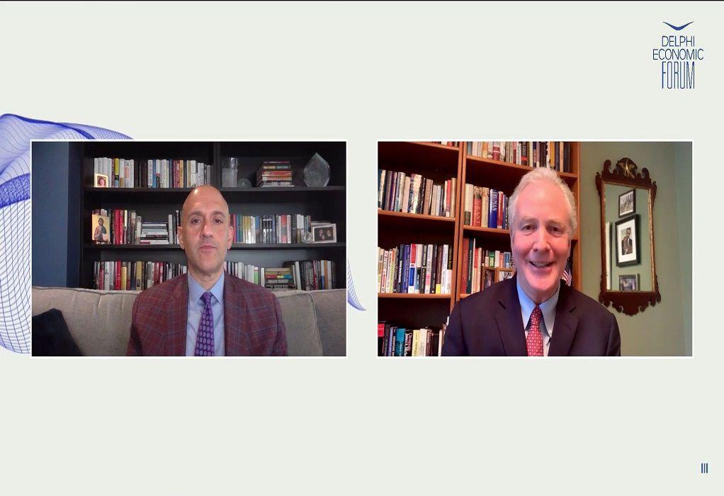 Chris Van Hollen: Τεράστια αλλαγή στην εξωτερική πολιτική ατζέντα των ΗΠΑ