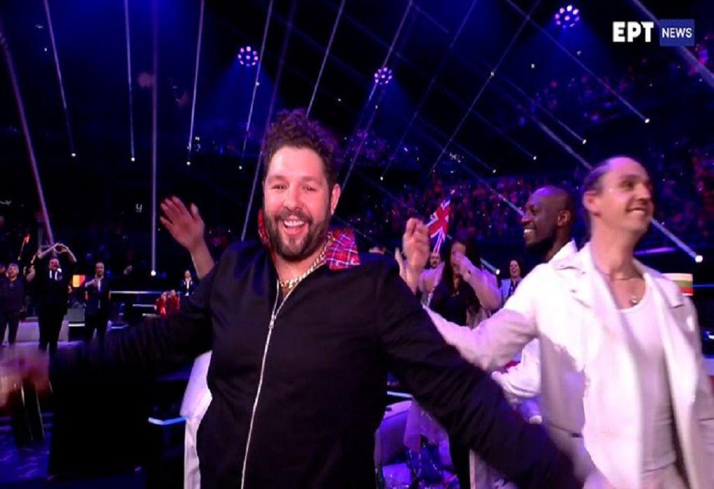 Eurovision: Η Μεγάλη Βρετανία πήρε μηδέν και… το πανηγύρισε (VIDEO)