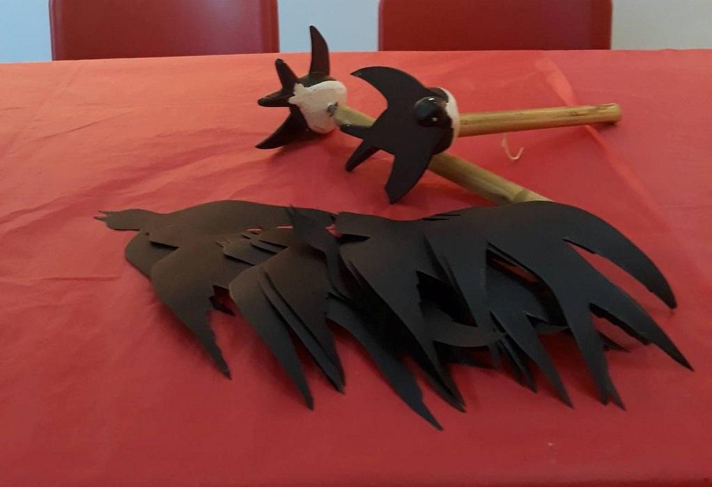 Νηπιαγωγεία Ωραιοκάστρου: Εργαστήριο με παιχνίδια και λαϊκά δρώμενα