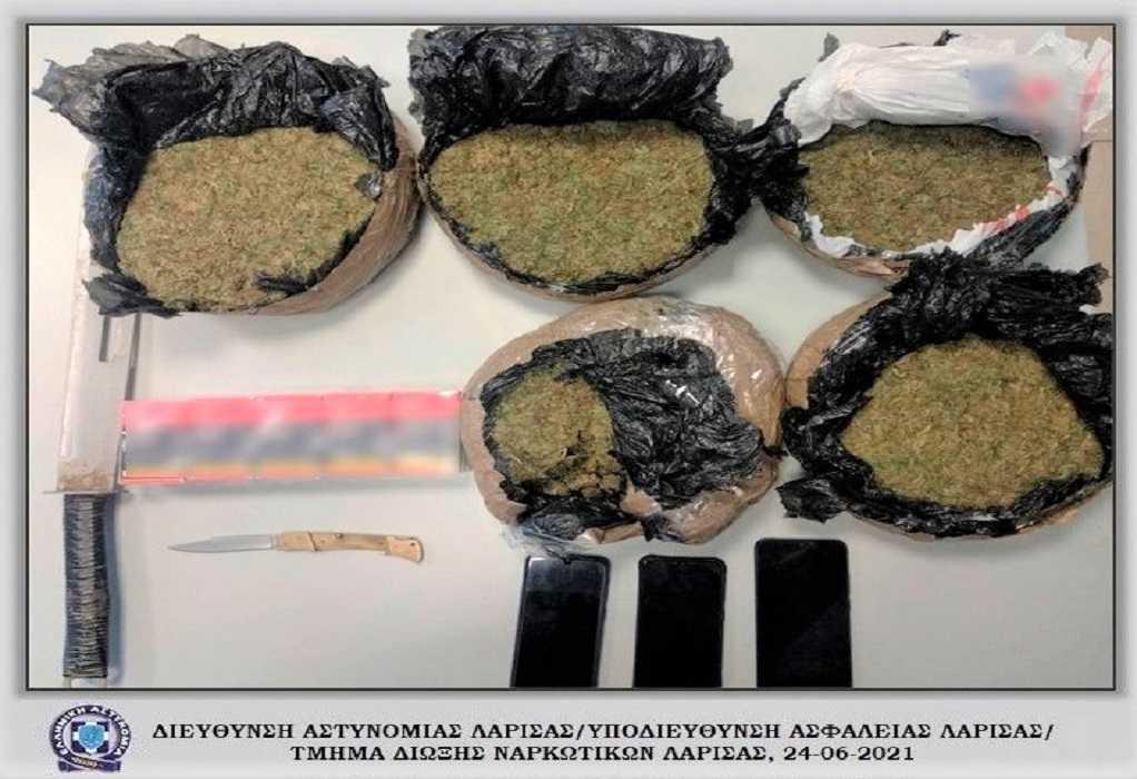 Εξαρθρώθηκε εγκληματική ομάδα στην Αγιά – Διακινούσαν ναρκωτικά