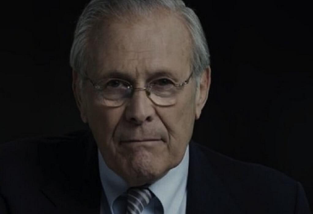 Πέθανε ο πρώην υπ. Άμυνας των ΗΠΑ Ντόναλντ Ράμσφελντ