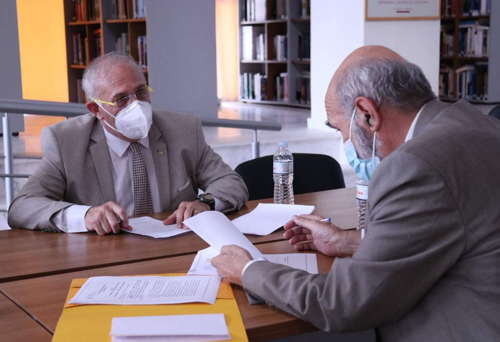 Ενώνουν δυνάμεις το ΒΕΘ με το Διεθνές Πανεπιστήμιο Ελλάδος