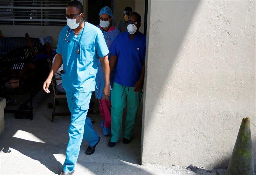 Αϊτή: Παρατάθηκε η κατάσταση υγειονομικής έκτακτης ανάγκης