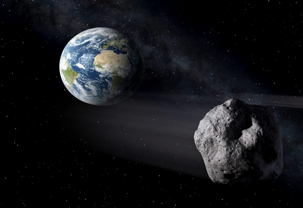 NASA: Αστεροειδής 183 μέτρων θα πλησιάσει σήμερα τη Γη