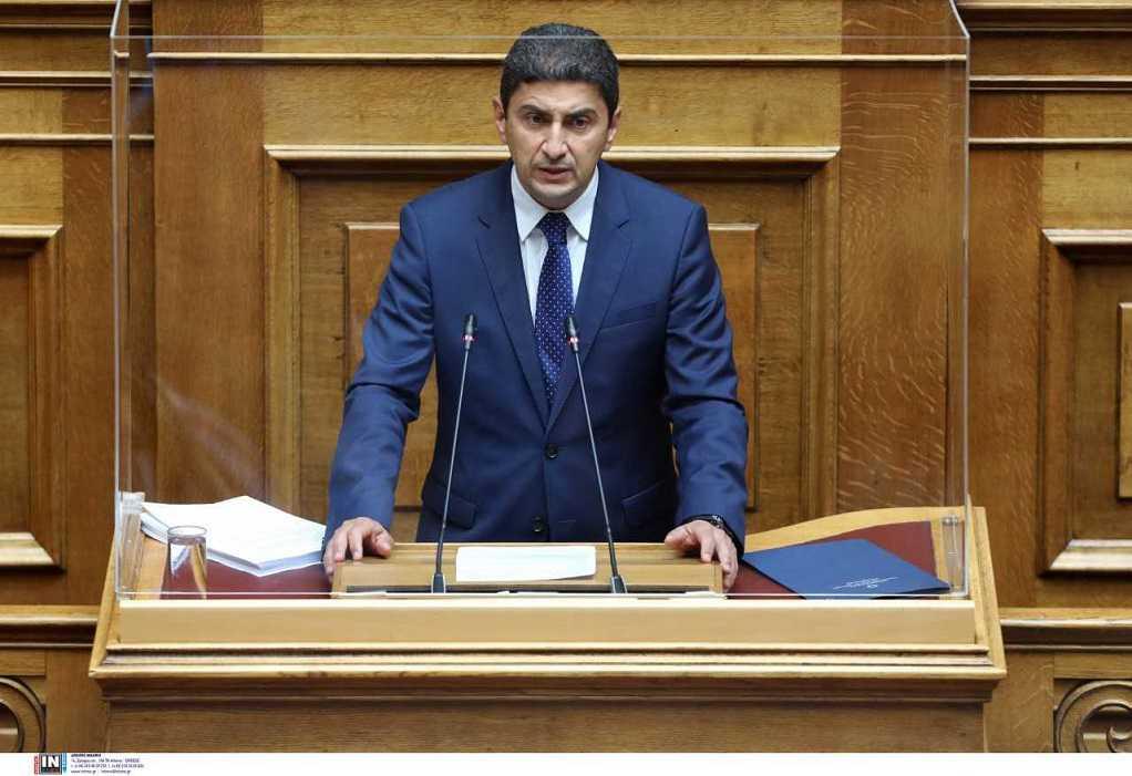 Αυγενάκης: Με τον νέο αθλητικό νόμο εκσυγχρονίζεται η άσκηση του επαγγέλματος της προπονητικής στη χώρα μας
