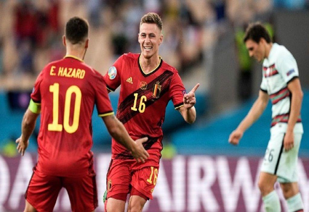 Euro 2020: Στους «8» το Βέλγιο