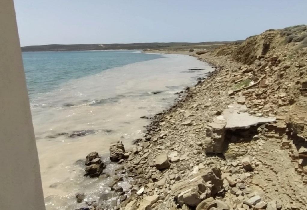 Λήμνος: Κλιμάκιο του υπ. Περιβάλλοντος το Σάββατο στο νησί για τη βλέννα