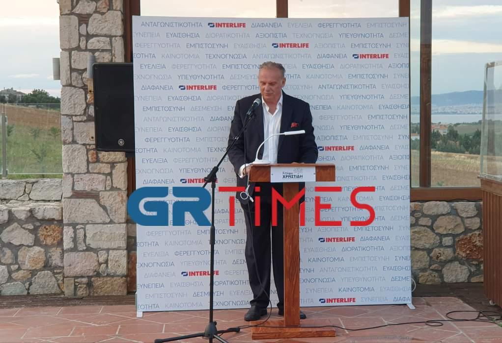 Βοτσαρίδης: Ισχυρή ανάπτυξη του ασφαλιστικού κλάδου στην επόμενη μέρα