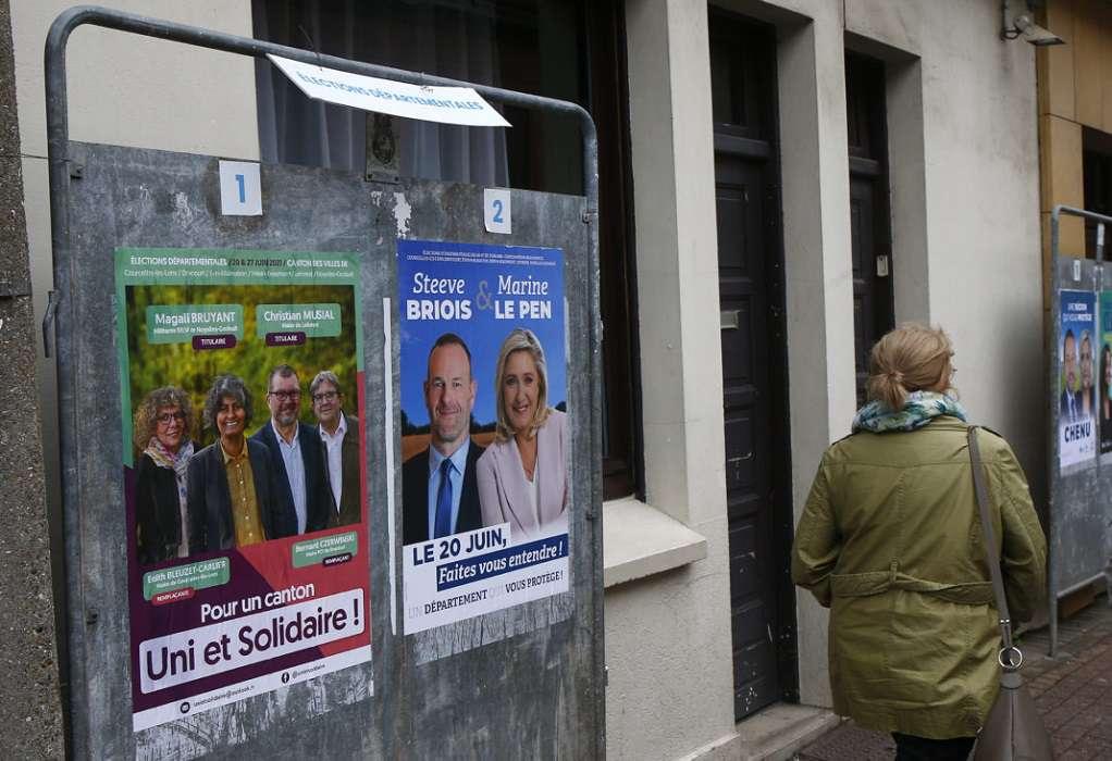 Γαλλία: Ρεκόρ αποχής και στον β' γύρο των περιφερειακών εκλογών