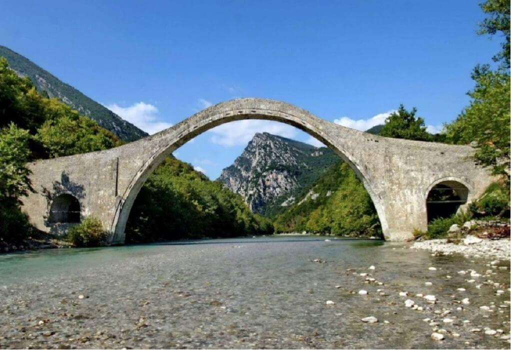 Ήπειρος: Βραβείο Ευρωπαϊκής Κληρονομιάς για το γεφύρι της Πλάκας