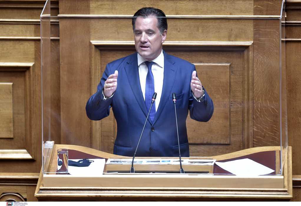 Άδ. Γεωργιάδης: Κερδίσαμε έναν χρόνο στο ΕΣΠΑ