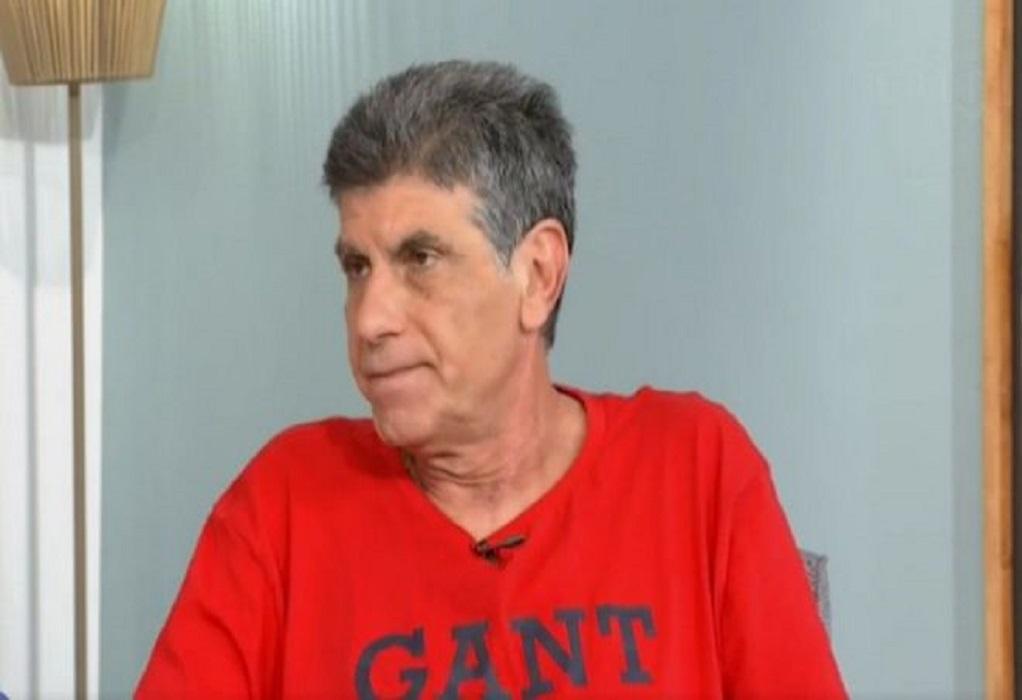 Γιάννης Μπέζος: «Θα ήθελα να εξαλειφθεί η βλακεία από τον πλανήτη»