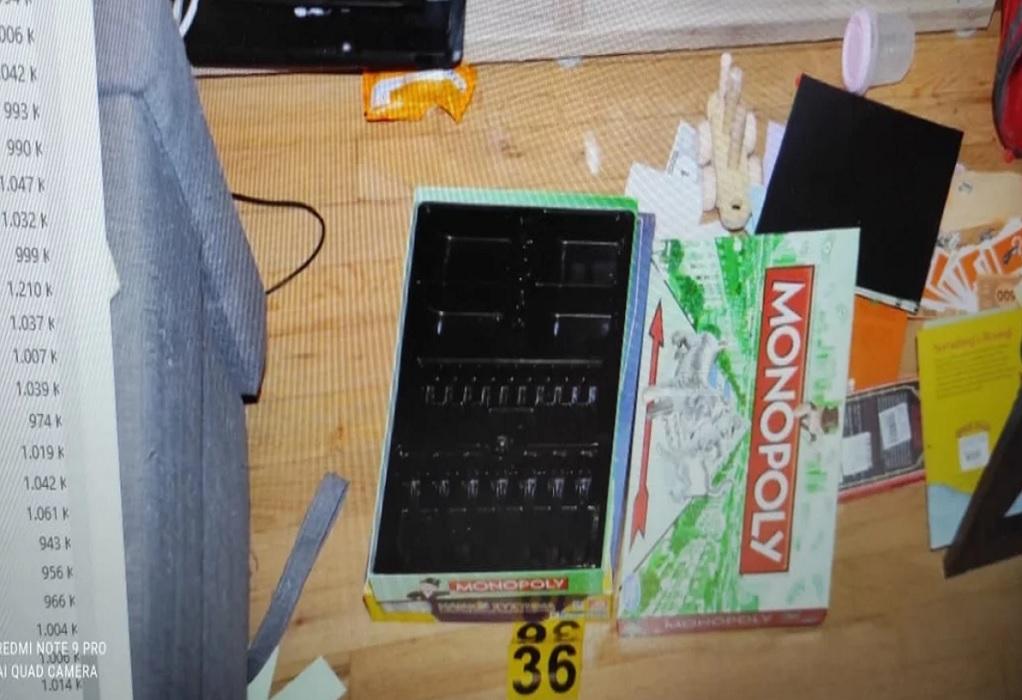 Δολοφονία – Γλυκά Νερά: Φωτογραφία ντοκουμέντο μέσα από το σπίτι