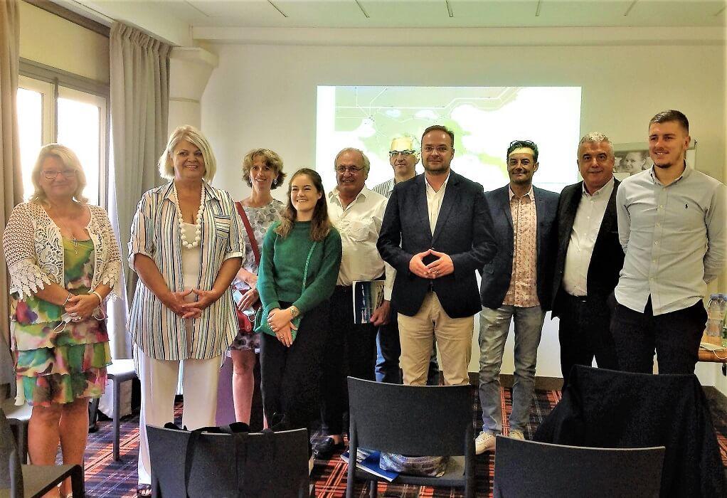 Δήμος Αριστοτέλη και Επιμελητήριο Χαλκιδικής μαζί στο Μπορντώ