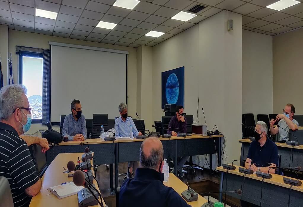 Σ. Δανιηλίδης: Καταργούμε το χαρτί περνάμε στην ψηφιακή εποχή