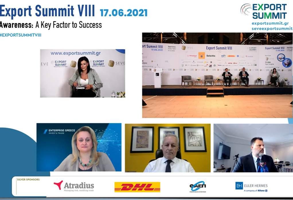 """8ο Export Summit: """"Το νέο πετρέλαιο για τις επιχειρήσεις, είναι η πληροφορία"""""""
