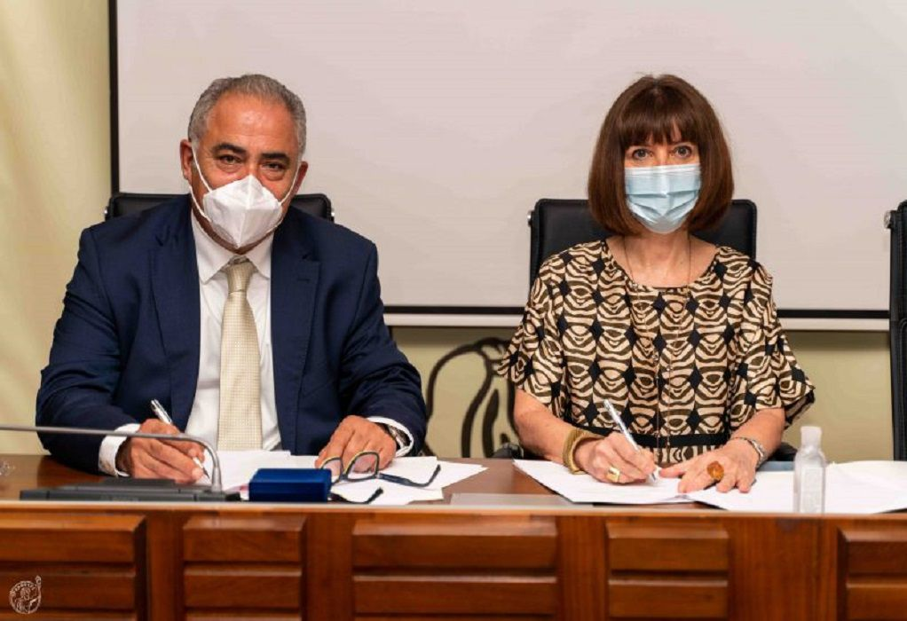 Μνημόνιο Συνεργασίας μεταξύ Ε.Ε.Α. και Πάντειου Πανεπιστημίου Αθηνών