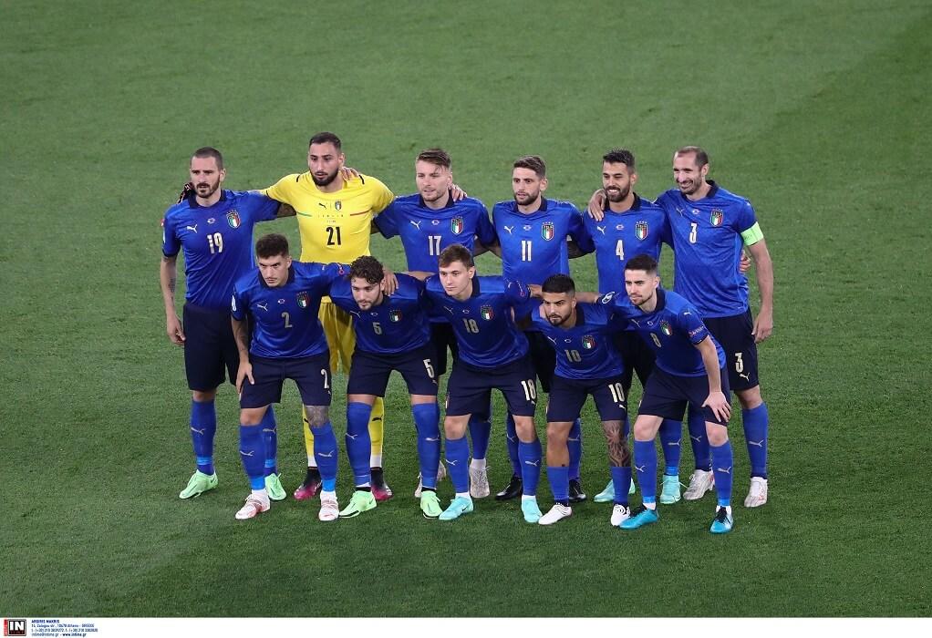 EURO 2020: 3 στις 10 Ιταλίδες σκέφτονται να απατήσουν στους αγώνες της Εθνικής