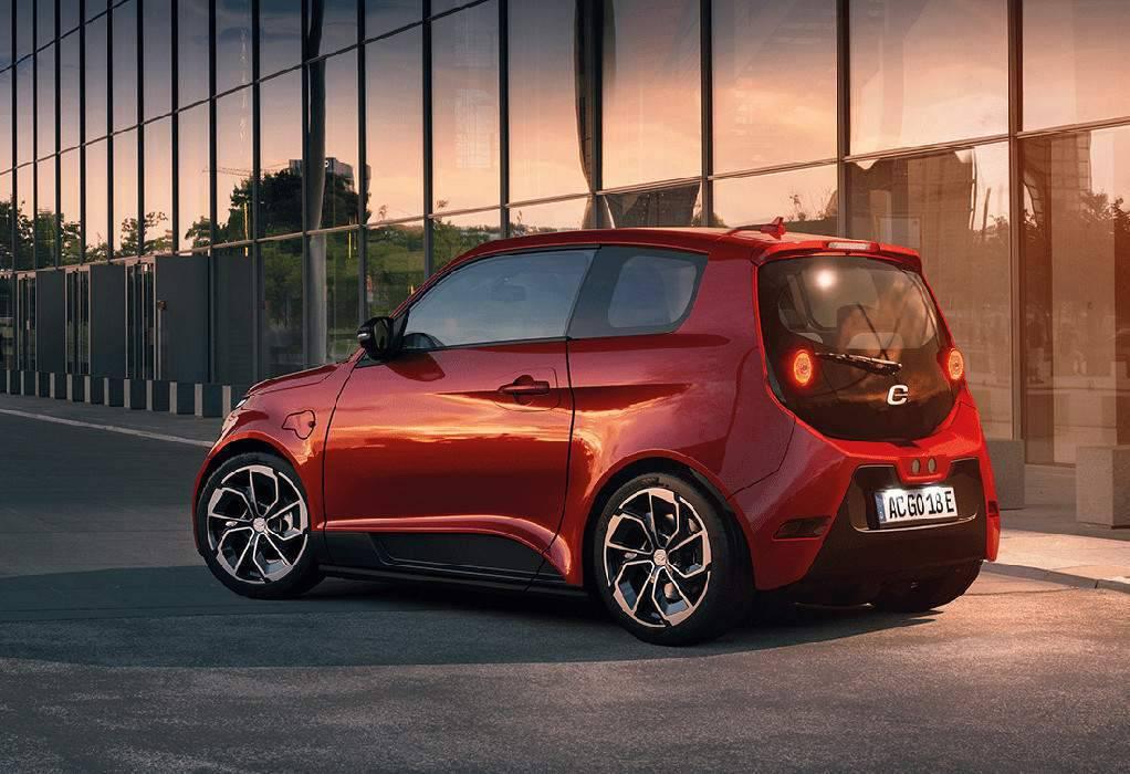 e.GO.Life: Καλοκαίρι του 2023, το πρώτο ελληνικό αυτοκίνητο