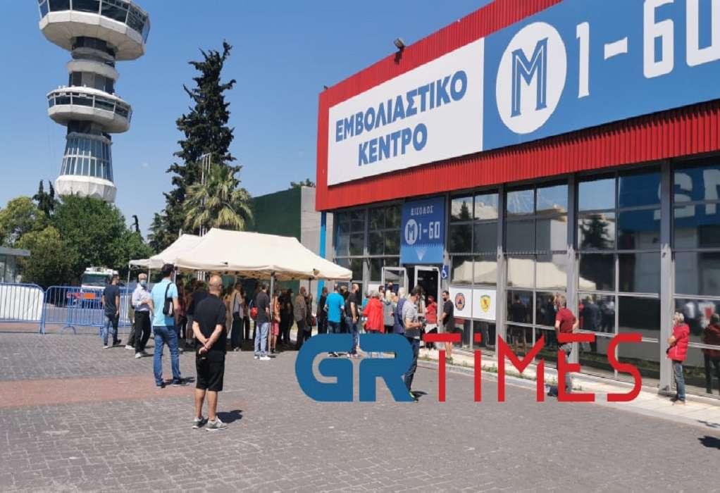 Έρευνα ΙΣΘ: Πρωτιά για τη Θεσσαλονίκη στους εμβολιασμούς άνω των 65