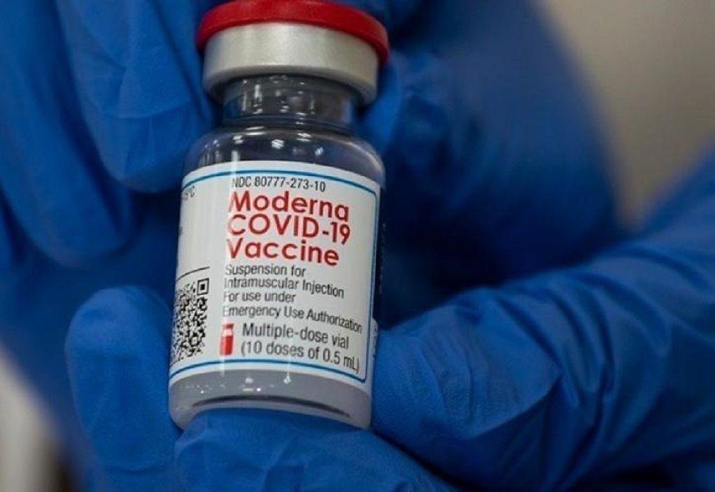 ΕΜΑ: «Πράσινο φως» για τρίτη δόση με το εμβόλιο της Moderna