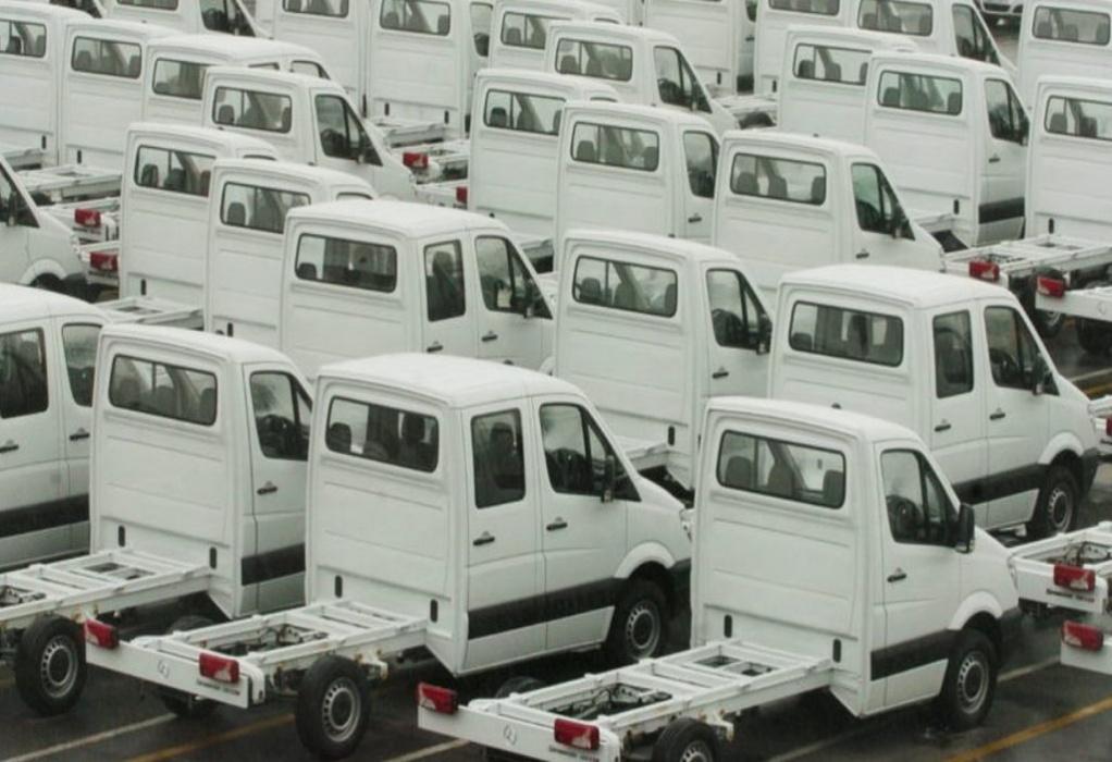 Αυξήθηκαν οι πωλήσεις των επαγγελματικών οχημάτων στην ΕΕ